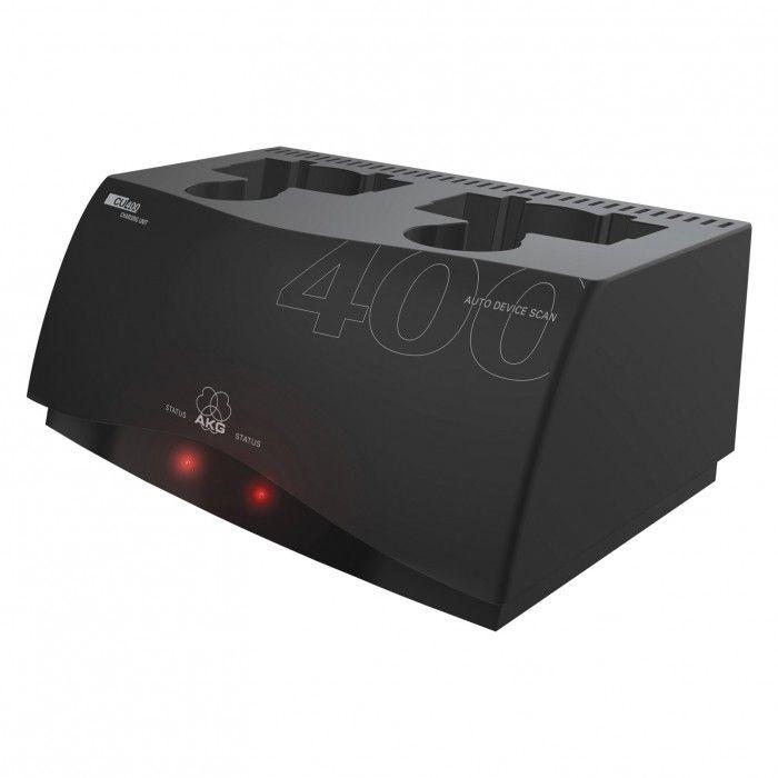 CU400 EU - Unidade de carga de baterias AKG